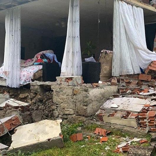 Bingöl beşik gibi sallanıyor: Önce 5.7 sonra 4.7 büyüklüğünde deprem oldu