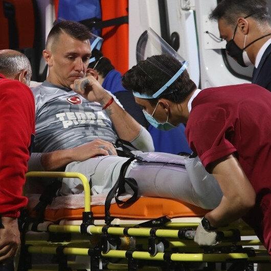 Galatasaray goalie Muslera to undergo surgery Tuesday