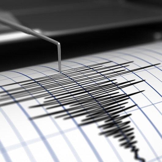 Bingöl'de 4.3 büyüklüğünde bir deprem daha meydana geldi