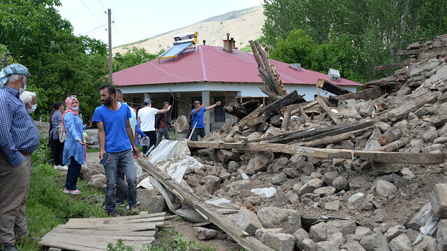 Turkey assessing damages from earthquake