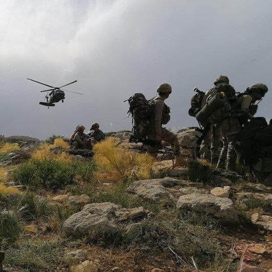PKK'ya darbe üstüne darbe: Siirt ve Faraşin bölgesinde terörden aranan listesindeki 4 terörist daha etkisiz hale getirildi