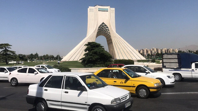 File photo: People continue to stay at home in Iran's Tehran