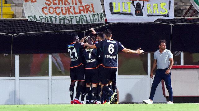 Alanyaspor-Antalyaspor: 4-0