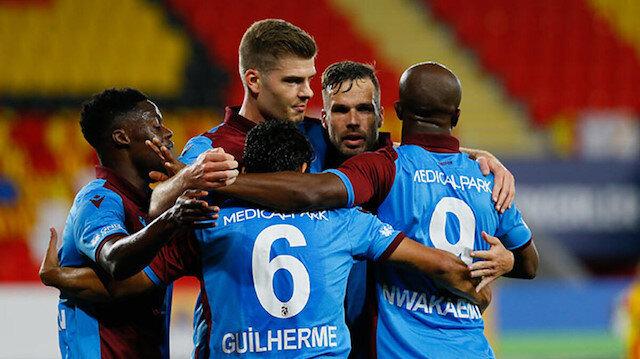 Trabzonspor bu sezon gol rekorunu kırabilir