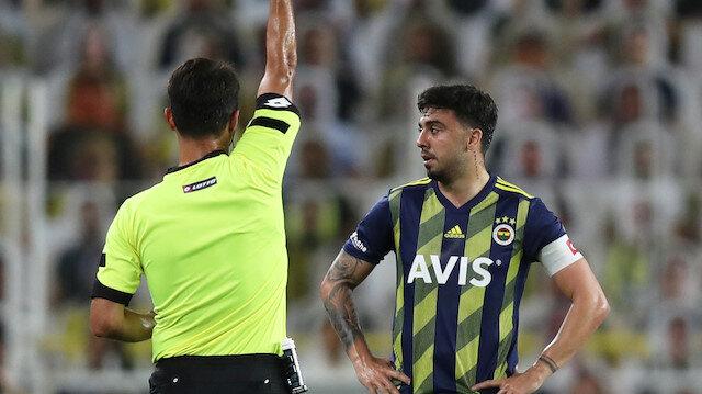 Ozan Tufan'ın cezası 1 maça indirildi