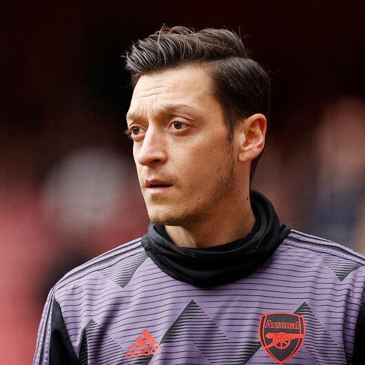 Mesut Ozil must give his best to reclaim Arsenal starting spot: Arteta
