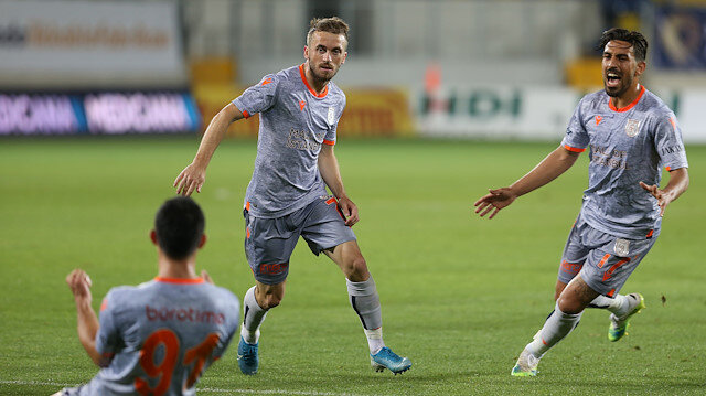 Ankaragücü-Başakşehir: 1-2