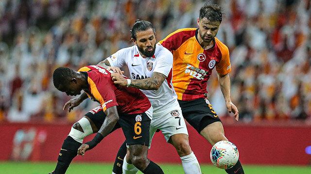 Galatasaray - Gaziantep FK: 3-3