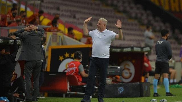 Sumudica'dan Galatasaray maçı yorumu: Zaman geçirmek için çaba gösterdiklerine şahit olduk