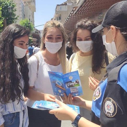 Siber suçlarla mücadele: Polis, gençleri tehlikeleri konusunda uyardı