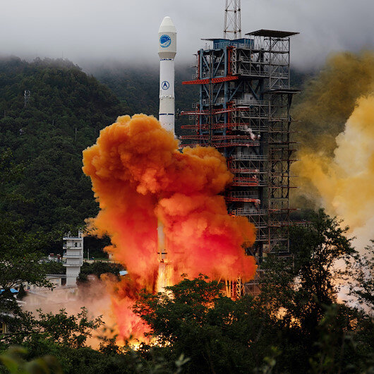 China completes landmark space project