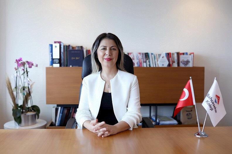 Bahçeşehir Koleji Genel Müdürü Özlem Dağ