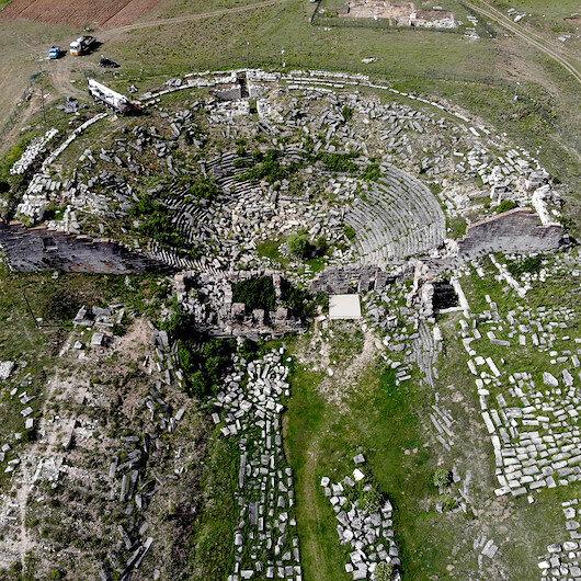 Turkey's ancient city of Aizanoi to be restored
