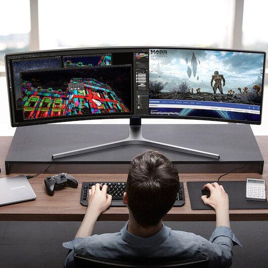 Oyun tutkunlarına özel: Samsung QLED