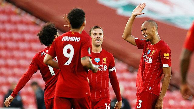 Liverpool tarihi şampiyonluk için geri sayıma başladı