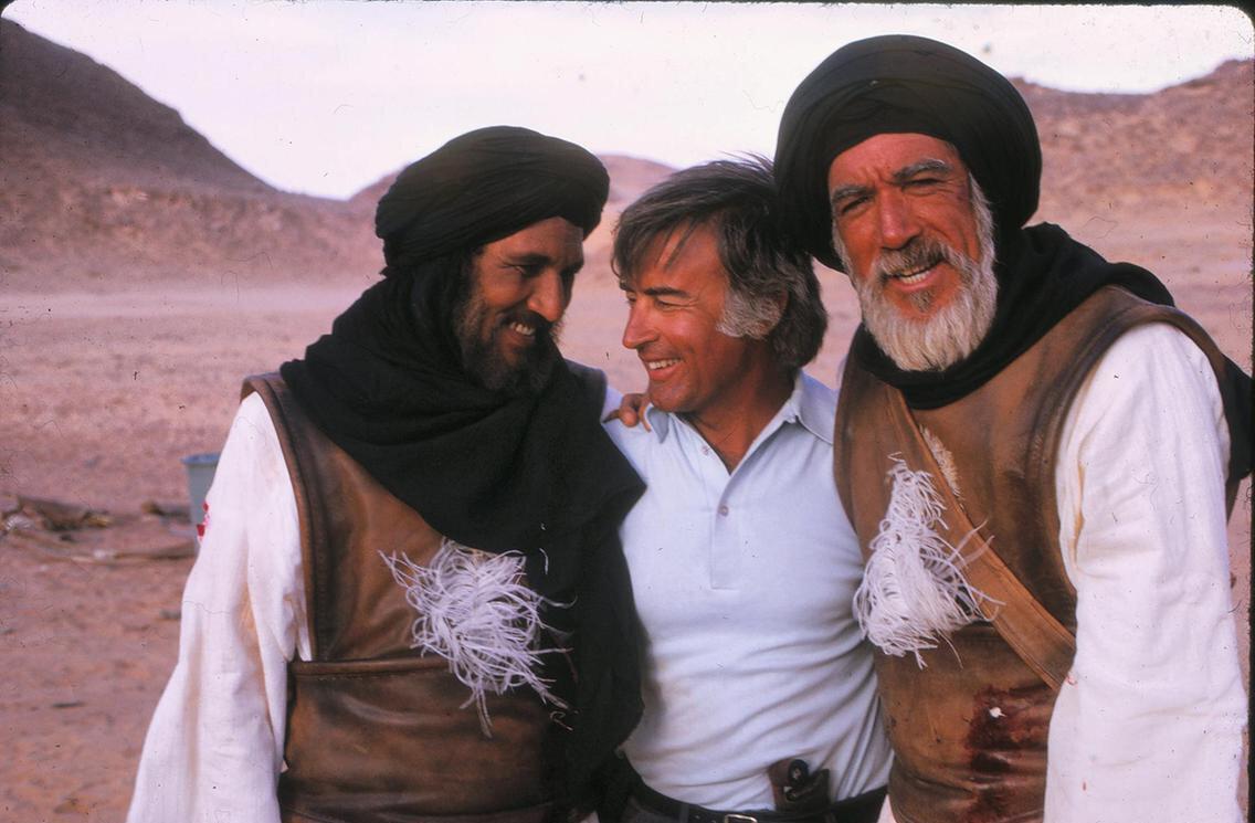 Hz. Peygamber'in hayatını sinemayla anlatmak istiyordu.
