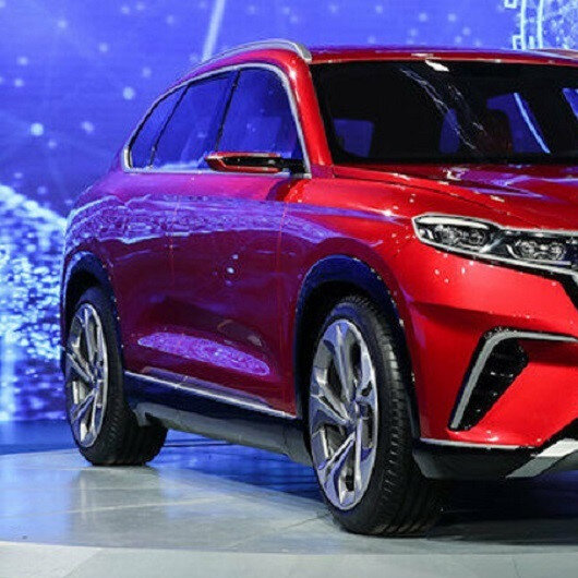 China registers Turkey's first indigenous car designs