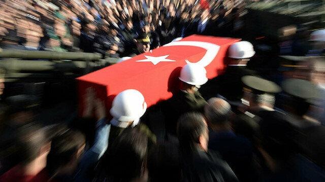 Turkish soldier martyred by terrorists in N.Iraq