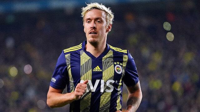 Max Kruse, sezon başında bonservis bedelsiz olarak Fenerbahçe'ye transfer olmuştu.
