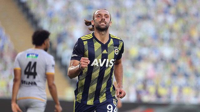 Vedat Muriqi, bu sezon Süper Lig'de çıktığı 28 maçta 15 gol kaydetti.