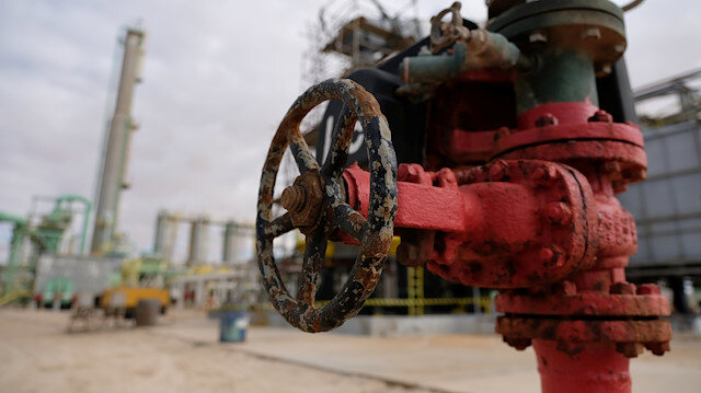 Pipelines are seen at Zueitina oil terminal, in west of Benghazi, Libya