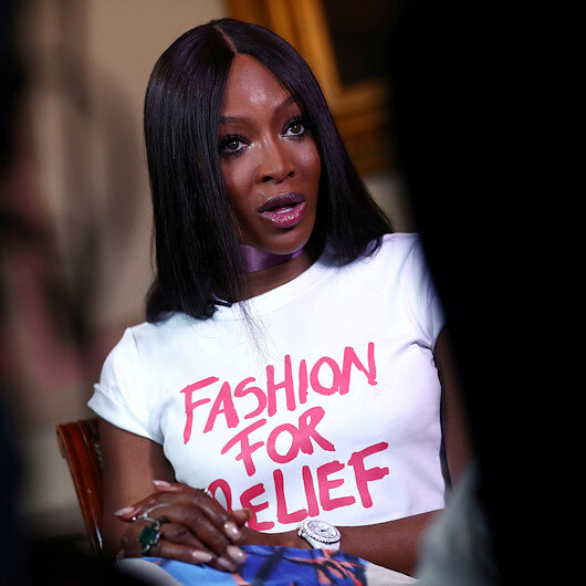 Naomi Campbell sees Black Lives Matter altering fashion and beauty industries