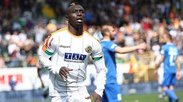 Cisse gol krallığı yarışında 2. sırada yer alıyor.
