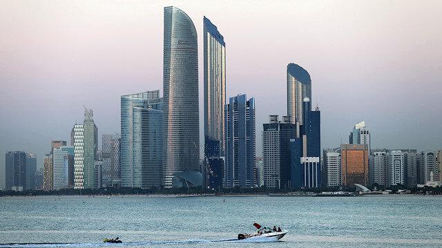 General view of Abu Dhabi, United Arab Emirates, January 3, 2019. Picture taken January 3, 2019.