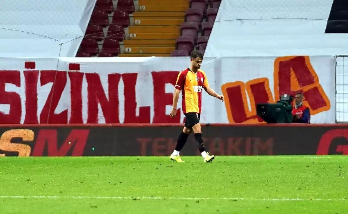 Ahmet Çalık, Gaziantep FK maçında direkt kırmızı kart görmüştü.
