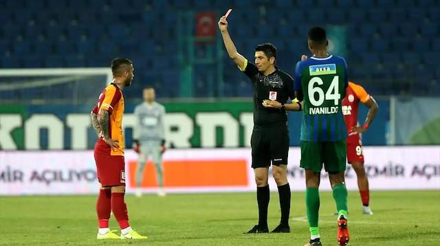 Galatasaray'da Adem Büyük Trabzonspor maçında oynayabilecek mi?