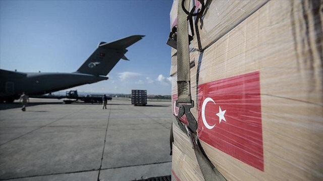 قطار تركيا الطبي يصل العراق الثلاثاء