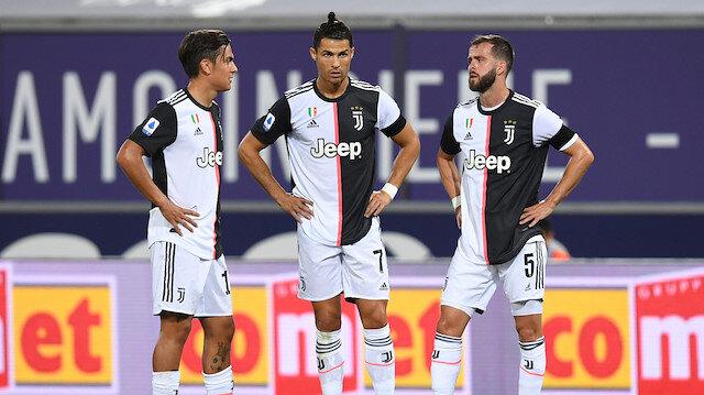 Pjanic, Ronaldo ve Dybala