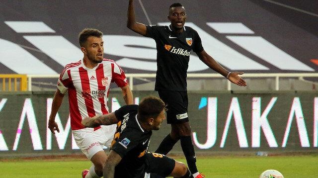 Kayserispor'da Beşiktaş karşısında iki kritik eksik