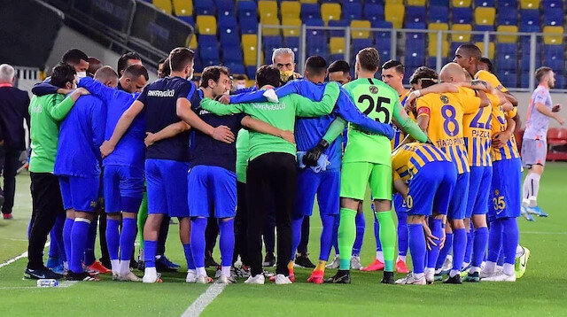 Başkent ekibi Süper Lig'de son sırada yer alıyor.