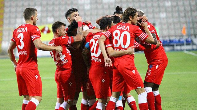 Adana Demirspor Erzurumspor'u devirdi, 1. Lig'de zirve karıştı