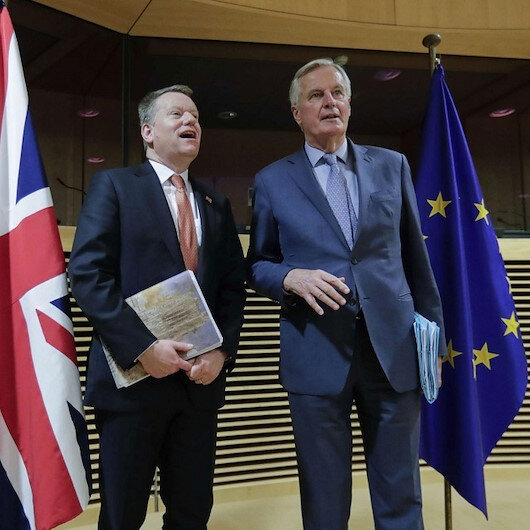 بريكست.. انتهاء جولة مفاوضات أوروبية بريطانية دون اتفاق