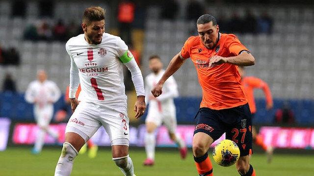 Antalyaspor-Başakşehir maçının muhtemel 11'leri