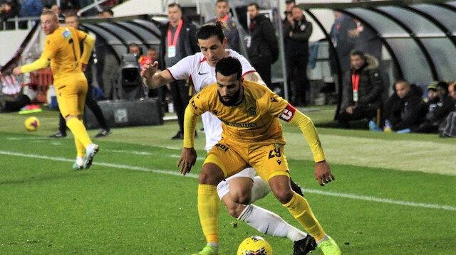 Yeni Malatyaspor-Gençlerbirliği maçının muhtemel 11'leri