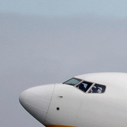 Ryanair flight makes emergency landing in Greece