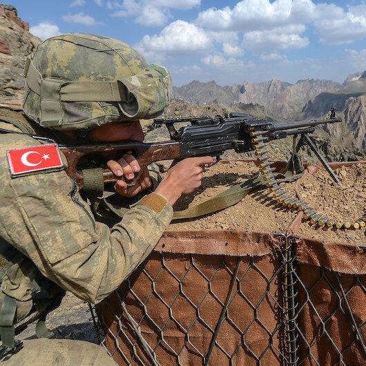 YPG/PKK'ya haziranda ağır darbe: 86 terörist etkisiz hale getirildi