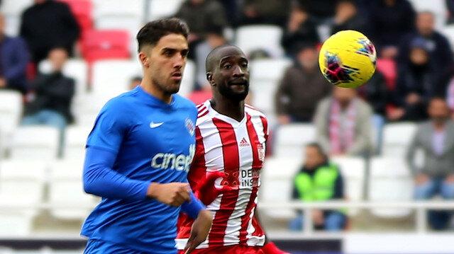 Kasımpaşa - Demir Grup Sivasspor maçının muhtemel 11'leri