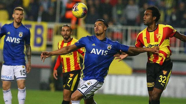 Fenerbahçe-Göztepe maçının muhtemel 11'leri