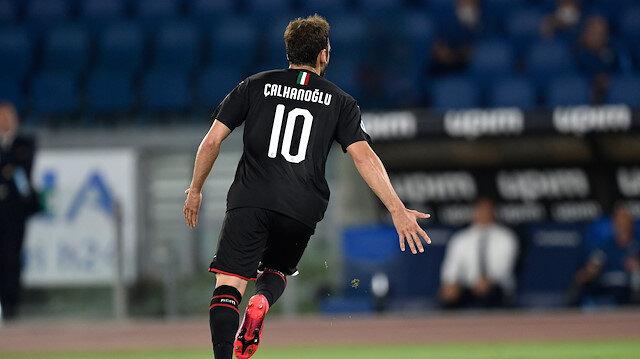 Hakan Çalhanoğlu İtalya'da gündem oldu: Takımın en iyisi