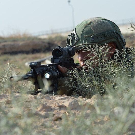 Barış Pınarı bölgesinde saldırı girişimi önlendi: 2 PKK/YPG'li terörist etkisiz hale getirildi