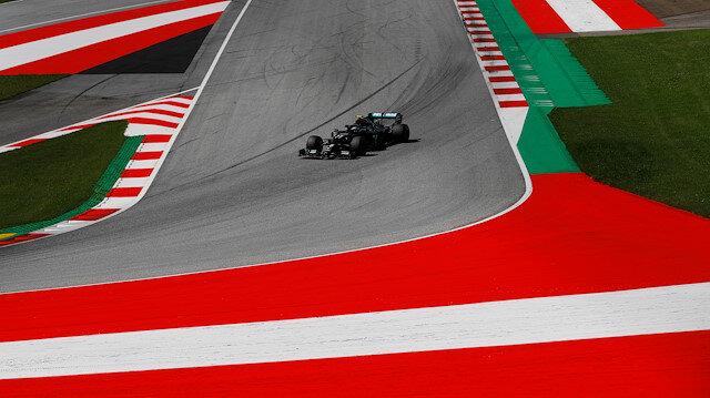 Formula 1'de sezonun ilk yarışının kazanan pilot Bottas oldu