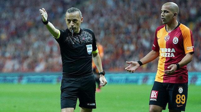 Galatasaray-Trabzonspor maçında Cüneyt Çakır'a VAR ayarı