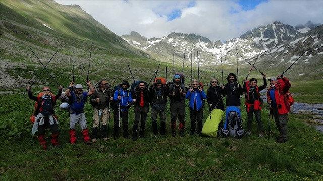 جبال كاجكار التركية.. سحر الطبيعة الفريد