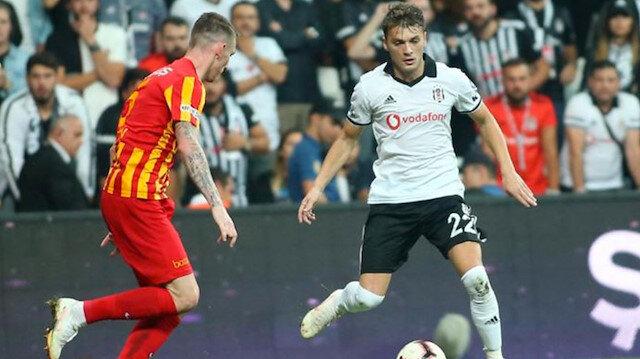 Beşiktaş deplasmanda Kayserispor'a konuk oluyor