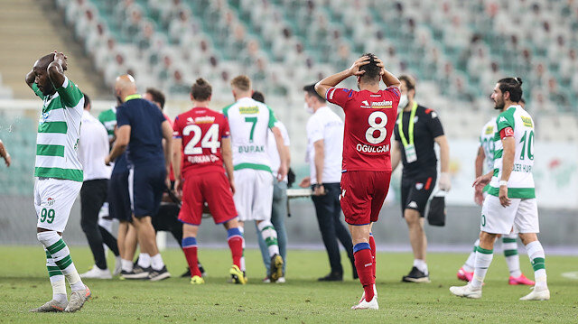 1. Lig'de kahreden sakatlık: Genç oyuncunun fibula kemiği kırıldı
