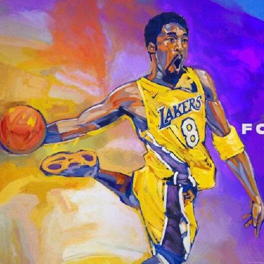 NBA 2K21'in kapağı Kobe Bryant  oldu